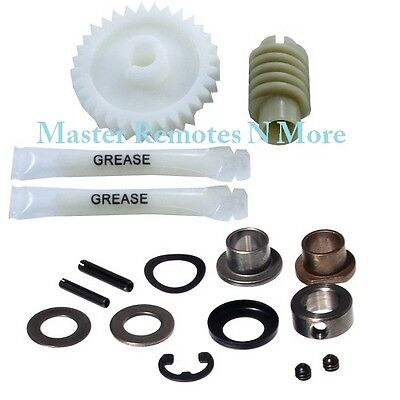 Garage Door Opener Drive Worm 32 Gear For Sears Liftmaster 41A2817 41C4220A US