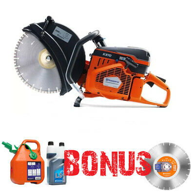 Husqvarna K970 405MM Demolition Saw 16""