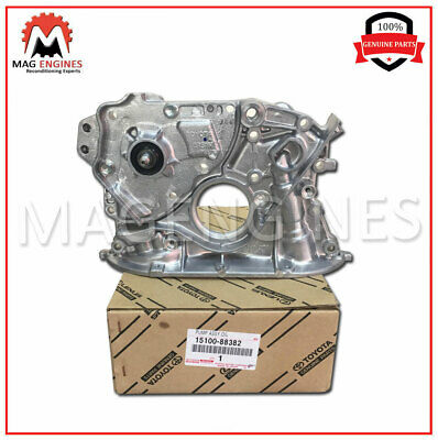 Oil Pump Assy Toyota Genuine 3S-Gte 15100-88382 For Celica & Mr2 1991-95