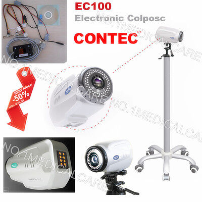 Brand New CONTEC Electronic Colposcope,SONY imaging, gynecology check+software