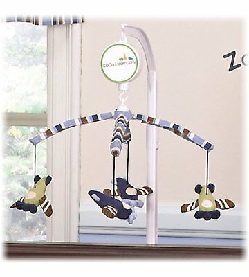 Cocalo Zoom Along musical mobile - For infant & baby nursery