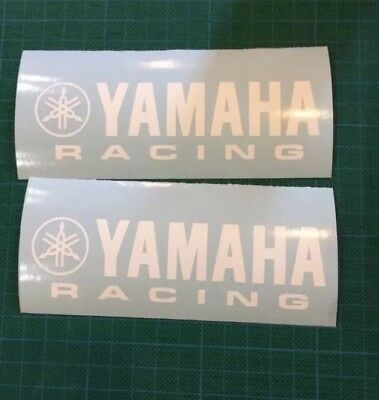 Racing Moto 150mm Yamaha France Fairing Tank Sticker All Colours