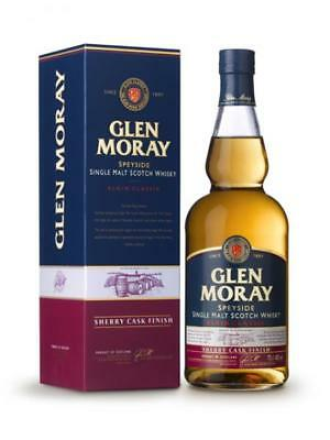Glen Moray Classic Sherry Cask Finish Scotch Whisky 700mL