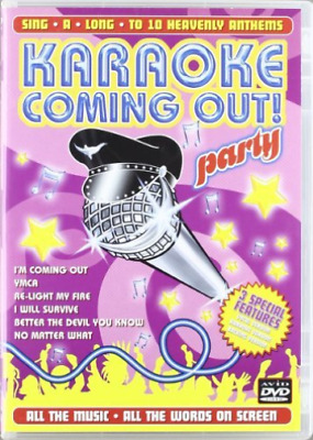 Karaoke Coming Out Party  DVD NUEVO
