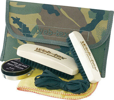 New Army Dpm Tactical Infantry Boot Cleaning Kit