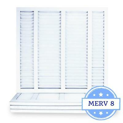 19-7/8 x 21-1/2 x 1 Air Filter, Pleated, MERV 8 (Case of 4)