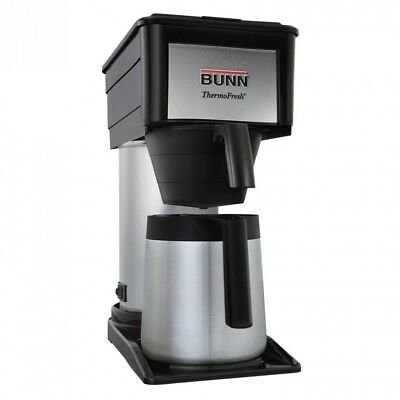 BUNN BTX-B(D) ThermoFresh High Altitude 10-Cup Home Thermal Carafe Coffee
