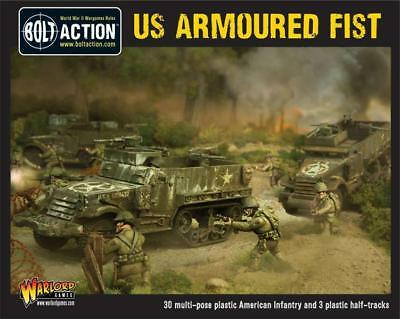 Warlord Games - Bolt Action - US Armoured Fist