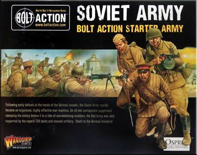 Warlord Games - Bolt Action - Starter Army - Soviet