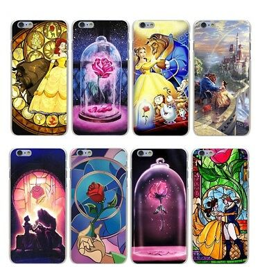coque belle et la bete iphone 6
