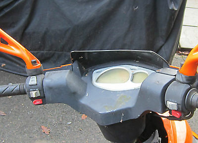 Superbyke Powerband 2 Stroke R50 09 Chinese Scooter Handle Bar Instrument Panel