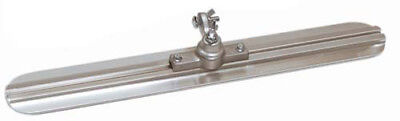 Kraft 24 inch Extruded Magnesium Walking Bullfloat with Rounded Ends KS814