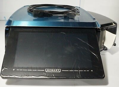 New Hobart HTi-LH Scale Printer With Out Customer Display For Deli Meat Grocery