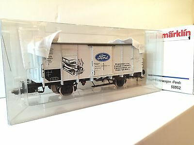 Märklin 1 Gauge 58952 Freight Car Ford with original packaging new condition