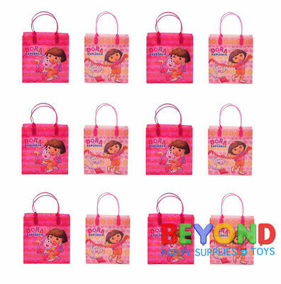 Dora the Explorer Goody Bags, Party Favor Goodie Bags Gift Bags Birthday party