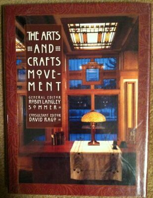 ARTS AND CRAFTS MOVEMENT By Charles W. Lloyd - Hardcover **BRAND NEW**
