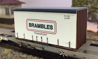 Brambles 20Ft Tautliner Container Kit By Ifm - Suits Nsw Sra Vr Sds Auscision