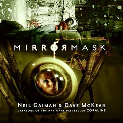 MIRRORMASK (CHILDREN'S EDITION) By Neil Gaiman - Hardcover **BRAND NEW**