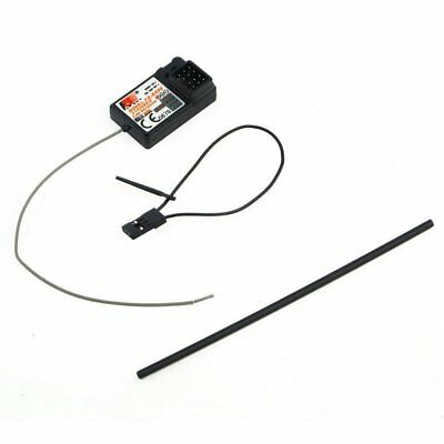 RC Receiver Fly Sky FS-GR3C 3 Channels 2.4 Ghz Receiver For Car Boat Trucks OB