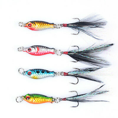 EG_ HK- 2cm Carp Lure 3D Eyes Artificial Alloy Baits Fishing Lures Tackle Tools