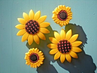 Shoe Button Button Charm For Accessories For Wristband Sun Flower