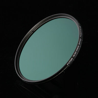 FOTGA 58mm Fader Variable Adjustable ND2 to ND400 Filter Neutral Density