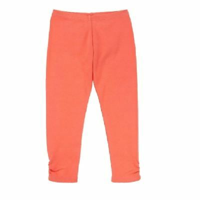 Gymboree The Cherry Blossom Collection Coral Leggings New NWT Girls 12