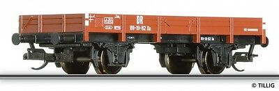 TILLIG TT 14920 - TOW TRUCK GOODS BANKS LOW Type Xu - DR - SCALE tt