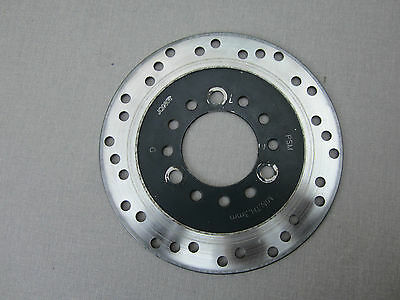 Superbyke Powerband R50 2 Stroke 2009 Chinese Scooter Front Brake Disc