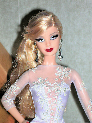 Barbie Holiday 2008 Celebrating 20 Years of Holidays OOAK Schmuck Collector MNB