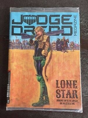 Judge Dredd Megazine #363 New unread sealed + extra bonus 2000AD comic Magazine