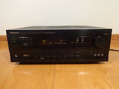 Pioneer VSX-D498 5.1ch 400w A/V Multi-Channel Stereo Receiver 100% TESTED WORKS
