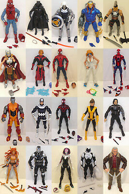 Marvel Legends Action Figures 6 inch Hasbro X-Men SPIDER-MAN YOUR CHOICE