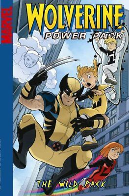 WOLVERINE AND POWER PACK DIGEST By Marc Sumerak **BRAND NEW**