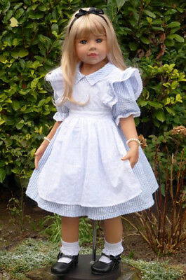 NEW Wig By Masterpiece Doll for Alice in Wonderland(WIG ONLY DOLL NOT INCLUDED)