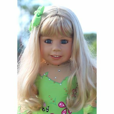 NEW Wig By Masterpiece Doll for Ariel(WIG ONLY DOLL NOT INCLUDED) 17-18.5 in