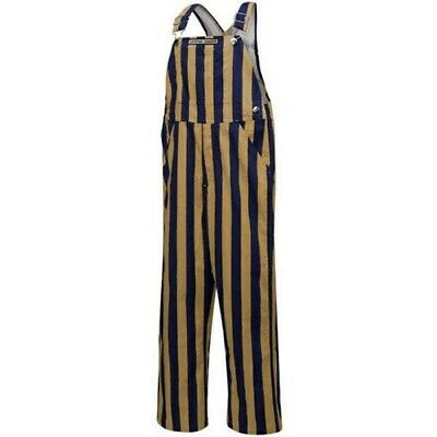 Blue And Gold Overalls - Size XLarge