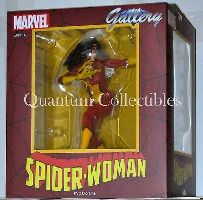 **IN STOCK 1/24** Marvel Gallery Spider-Woman (Jessica Drew) Statue PVC DST