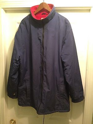 Blue Fleece GH Bass & Co Jacket from The Estate of James Whitey Bulger