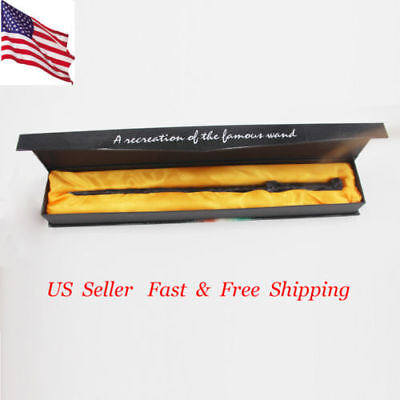 HOT Harry Potter Magical Wand Replica Cosplay in Box Christmas Great Gift  New