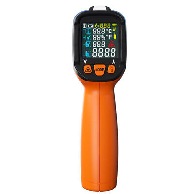 PM6530C Non-contact Digital Infrared Thermometer IR Pyrometer -50~800°C