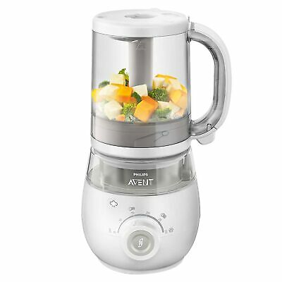 Avent Steam Food Blender 4 In 1 - SCF875/01 - AV87501
