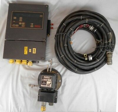Bailey E61-1 Industrial Combustion Control System (ICCS) w/Cable