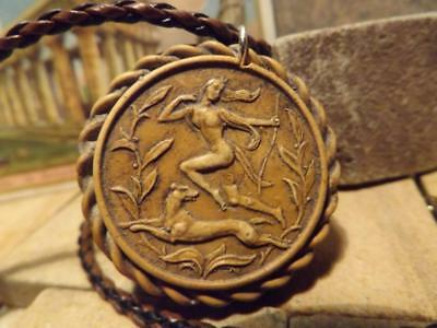 Artemis / Diana - Greek / Roman Goddess of the hunt and the wilderness.