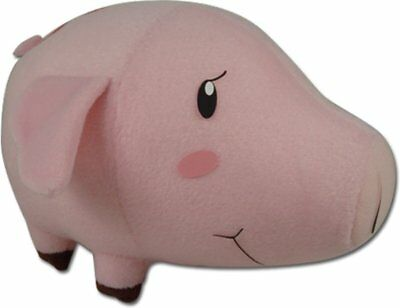 *NEW* The Seven Deadly Sins: Hawk 8'' Plush by GE Animation