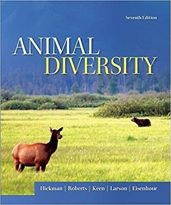 Animal Diversity by Larry S. Roberts, Cleveland P., Jr....