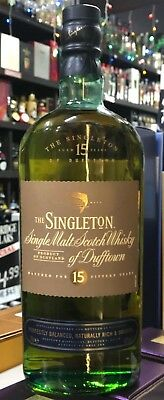 The Singleton of Dufftown 15 Year Old Single Malt Scotch Whisky 700mL