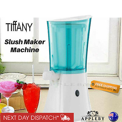 Frozen Slushie Maker Cold Slushy Drink Machine 1L Cocktails Icy Slurpee Mocktail