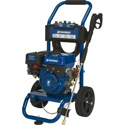 FREE SHIPPING - Powerhorse Gas Cold Water Pressure Washer 3100 PSI, 2.5 GPM