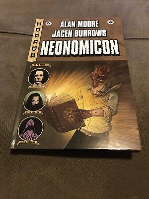 Neonomicon by Alan Moore Hardcover Brand New Limited to 1000 Copies Courtyard